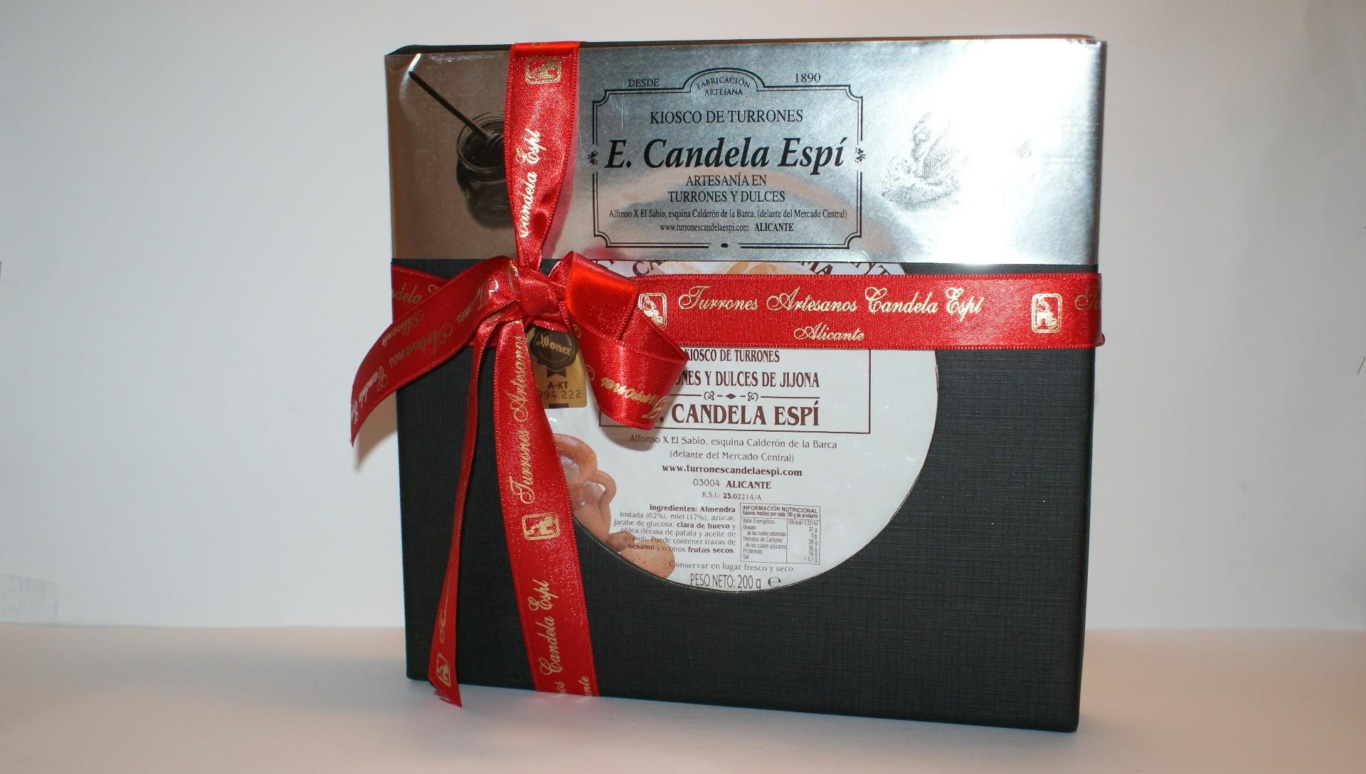 Lote 3 tortas artesanas -caja elegante 600 g.