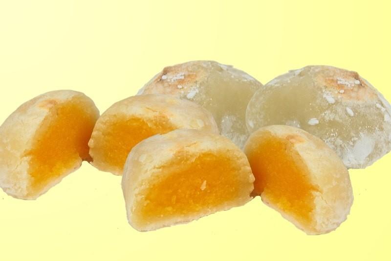 Pasteles de yema 500 g.